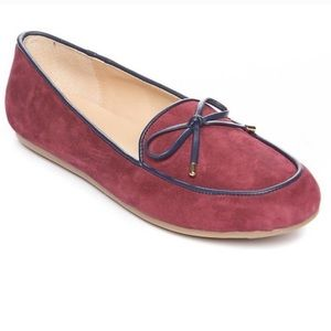 Crown & Ivy Farrah Suede Loafers